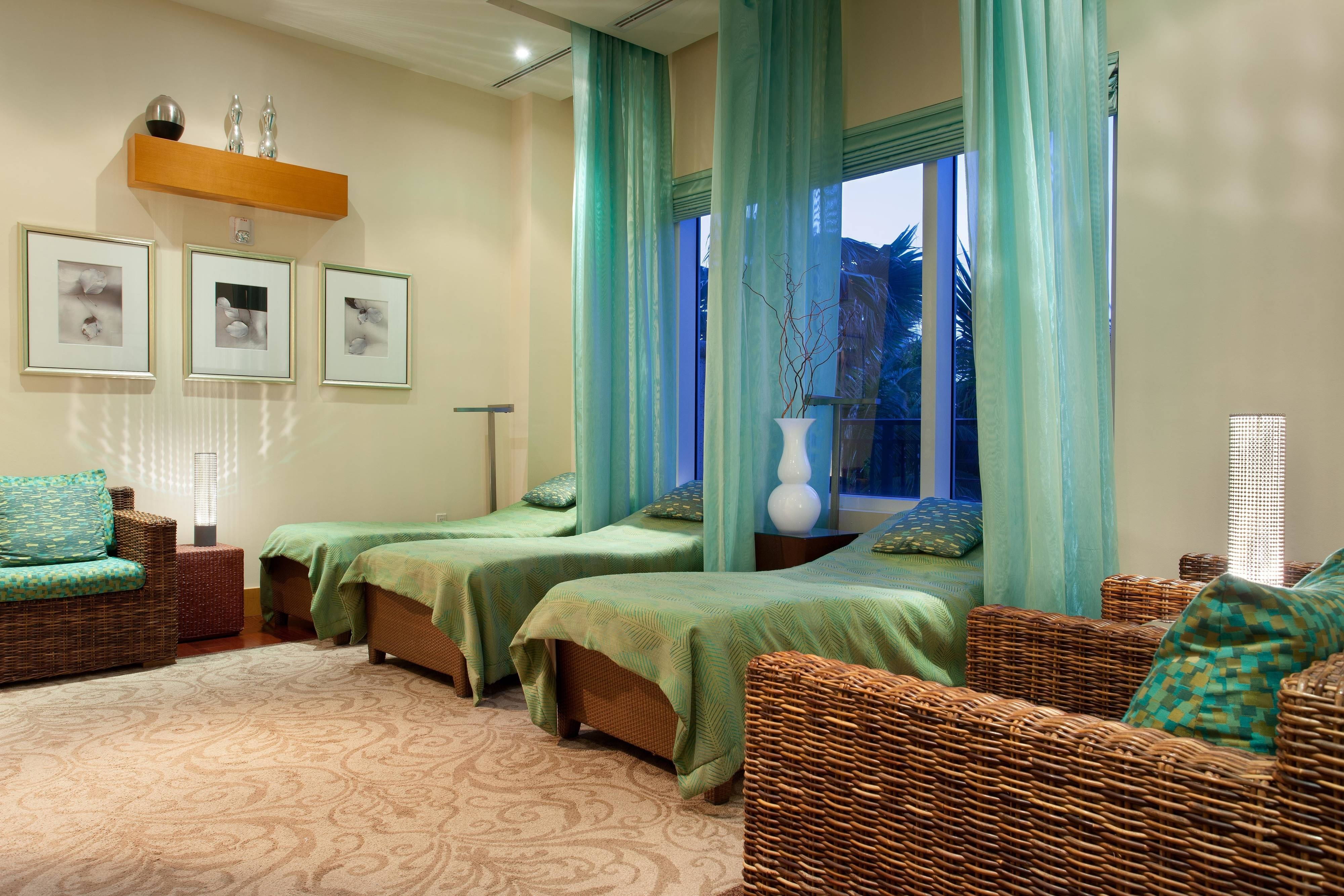 Si Spa  Relaxation Room