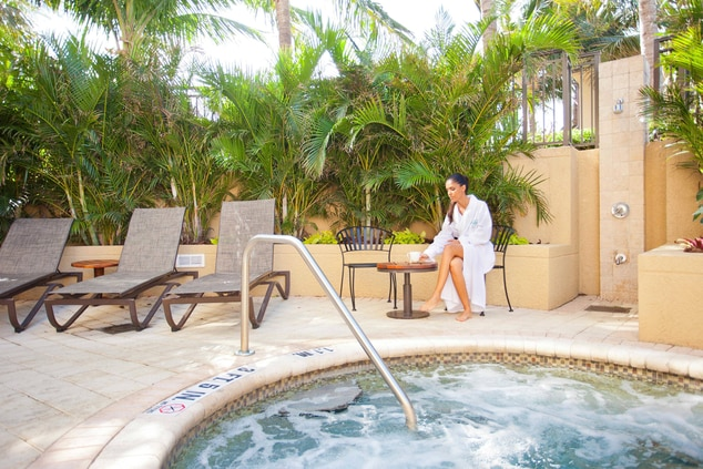 Palm Beach Luxury Spa
