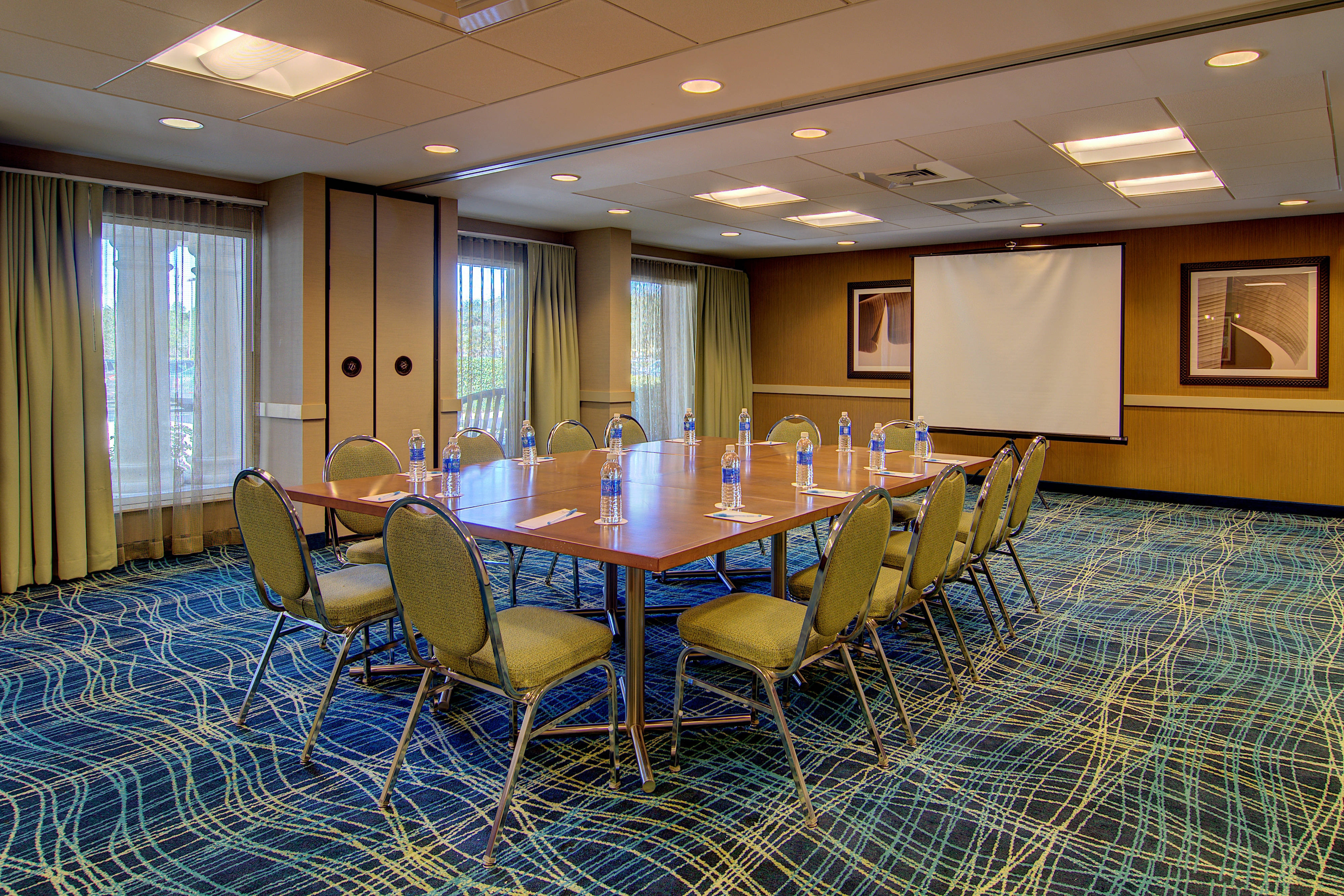 SpringHill Suites Boca Raton Meeting Space