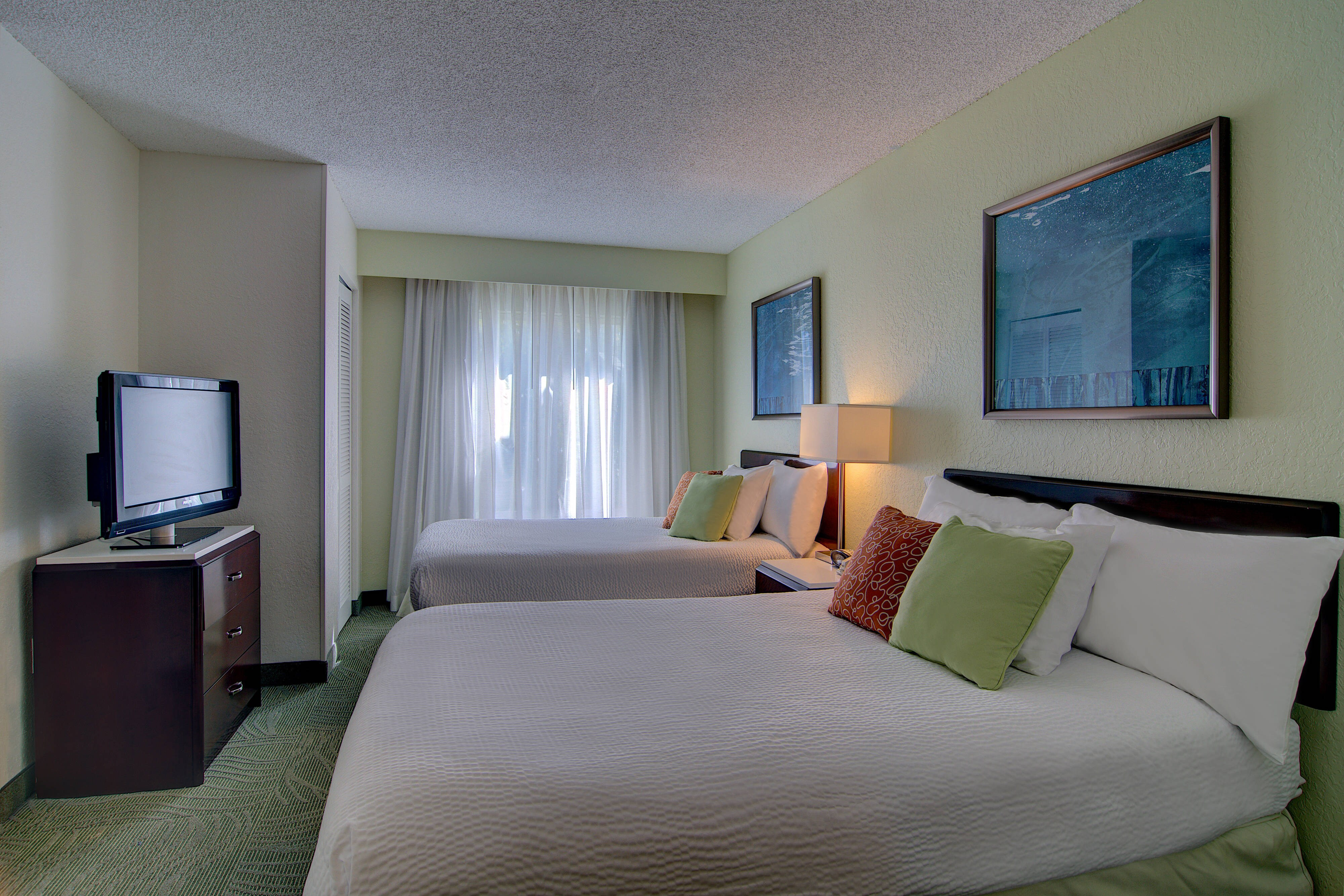 SpringHill Suites Two Double Bed Suite
