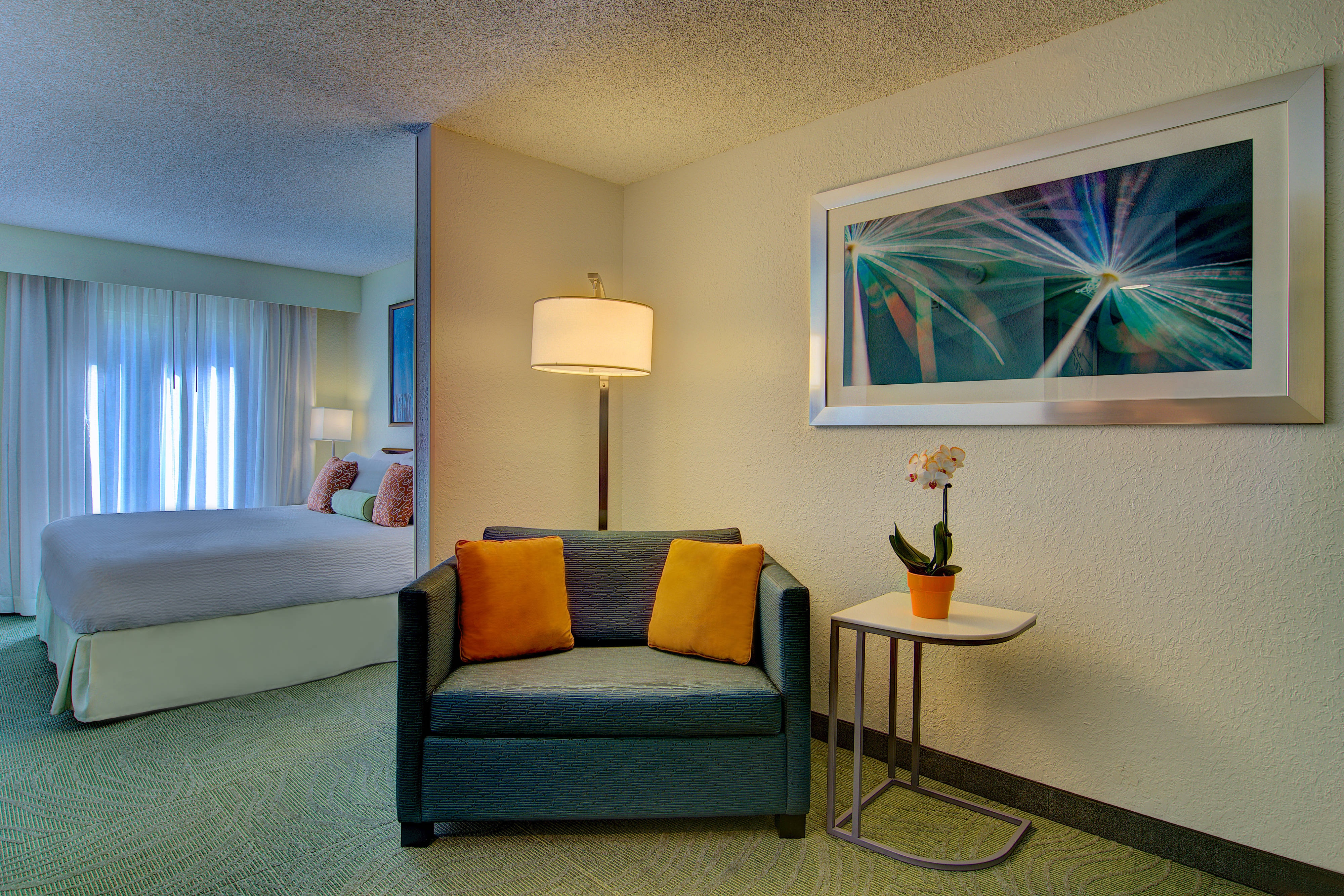 SpringHill Suites Boca Raton King Bed Suite