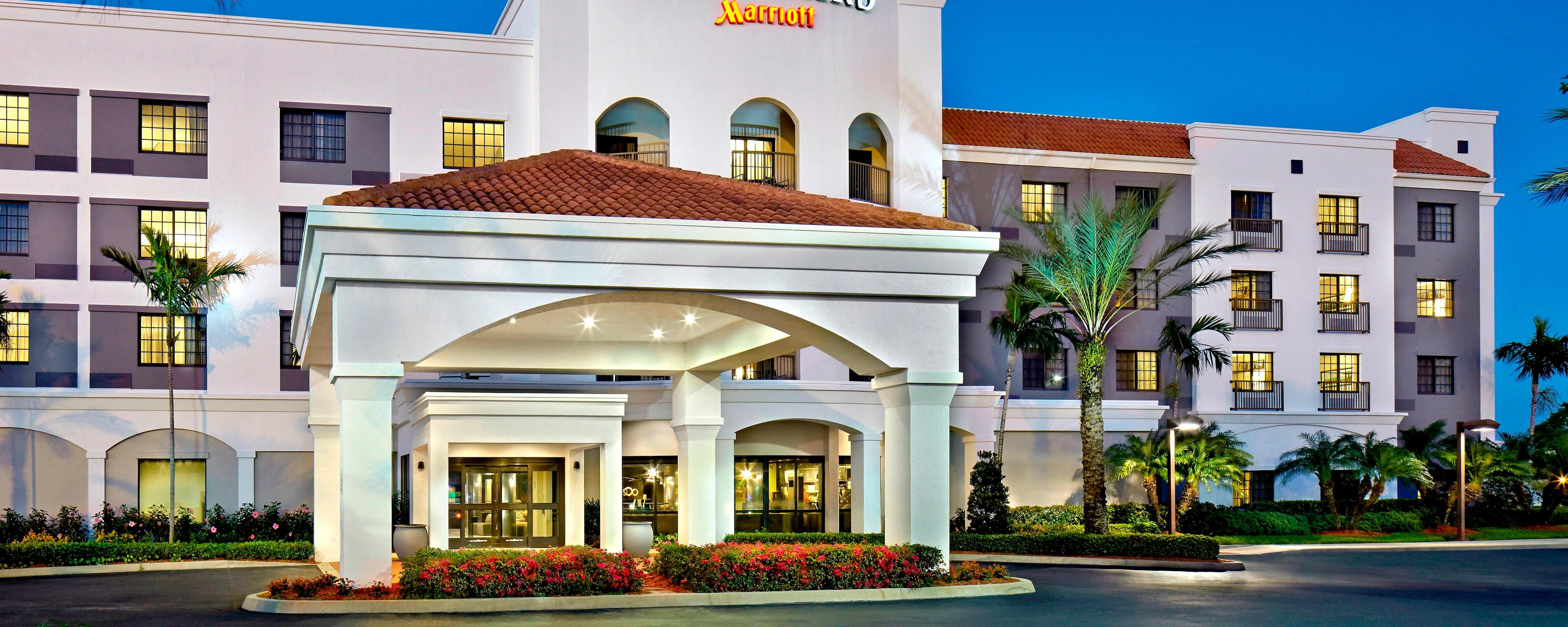 Courtyard By Marriott Stuart Fl The Premier Area Hotel Near Jupiter