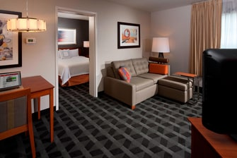 Hotel photos towneplace suites boca raton photo gallery - One bedroom apartments in boca raton ...