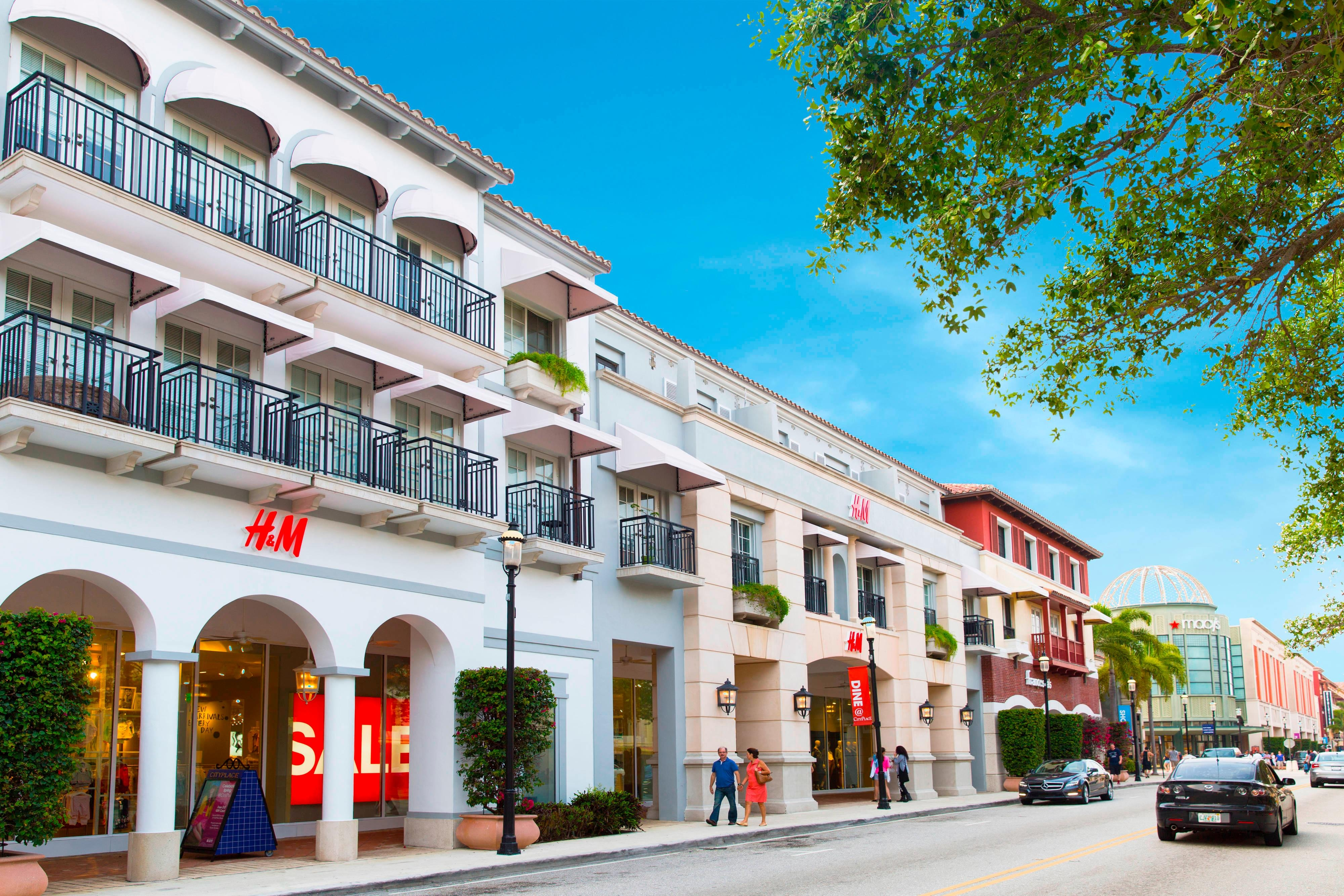 lodging near downtown west palm beach