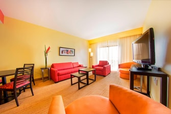 Suites in Paramaribo
