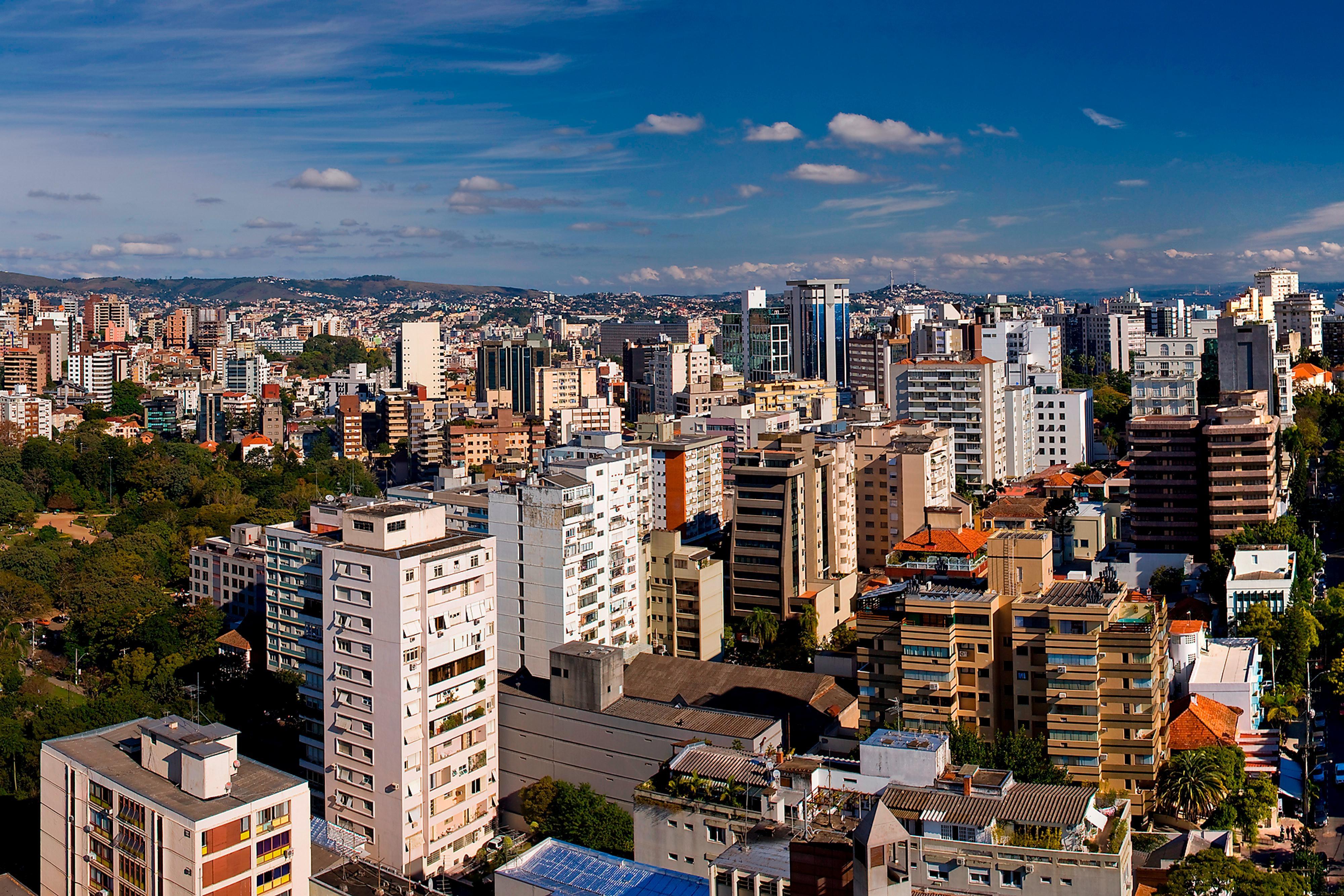 Porto AlegreSkyline