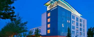 Aloft Portland Airport at Cascade Station