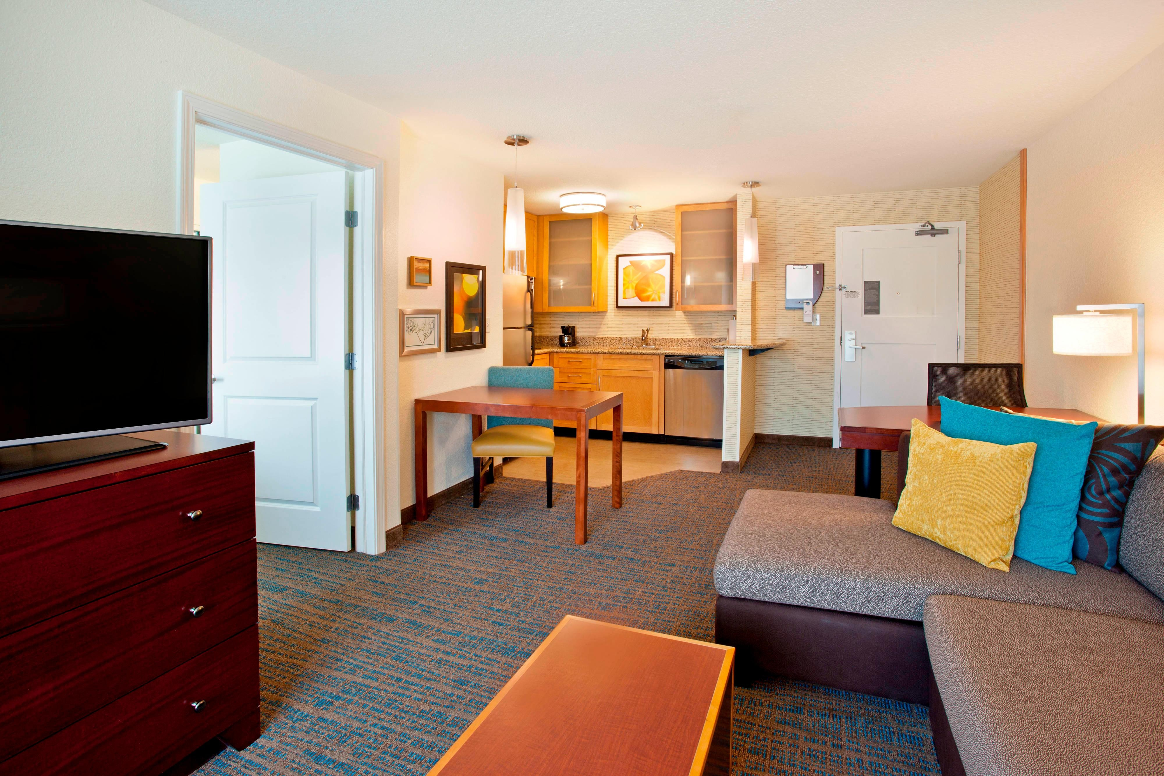 Extended Stay Portland Airport Hotel Residence Inn