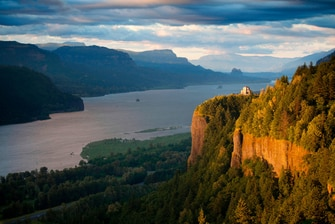 Crown Point on the Columbia River
