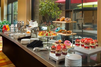 Catered Breakfast Buffet