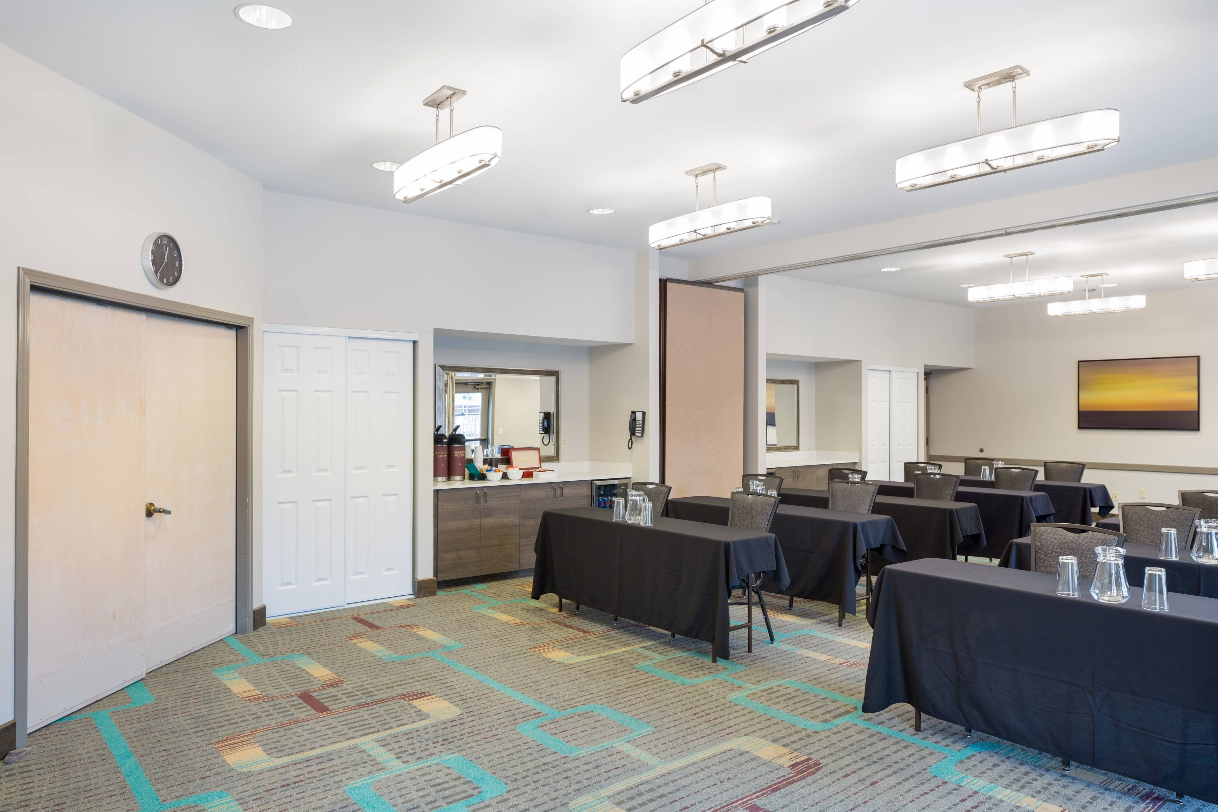 Marriott Hillsboro meeting and event space