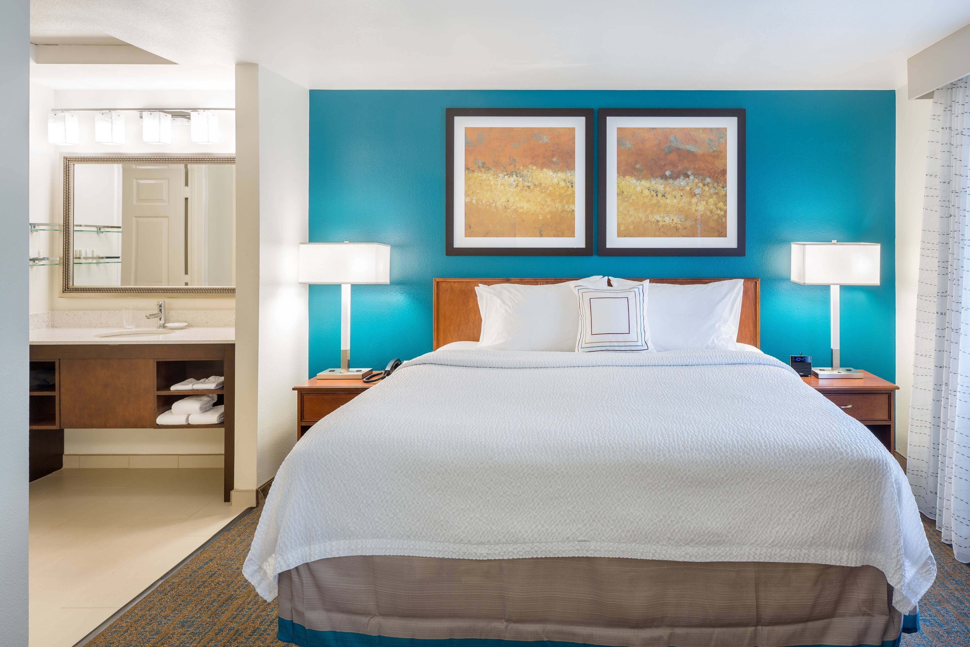 Marriott Residence Inn Hillsboro studio suite