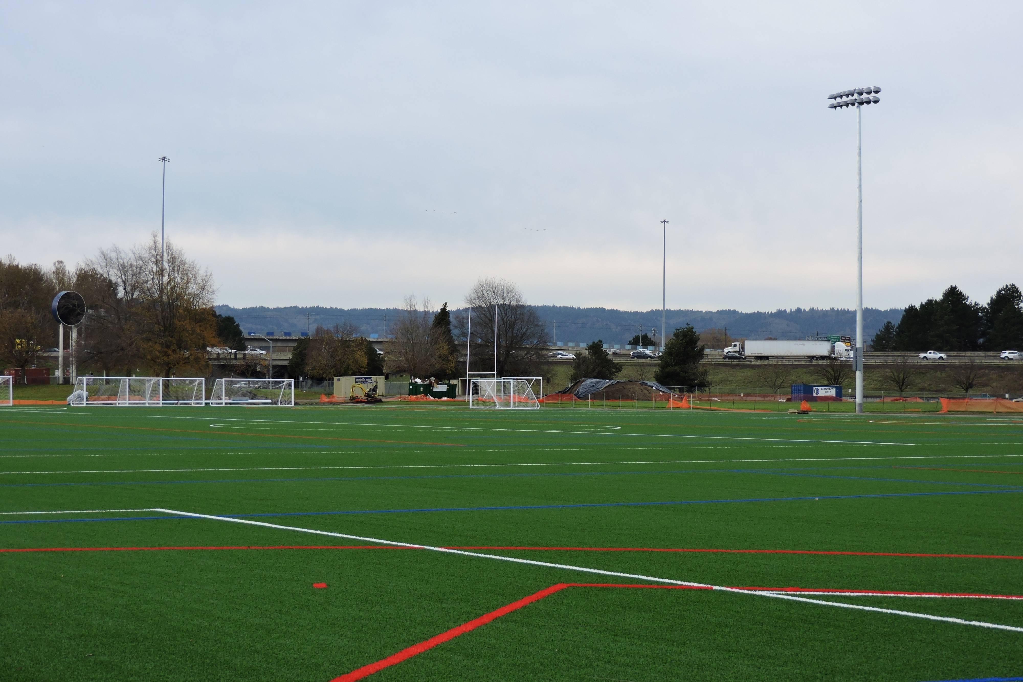sports complex near Marriott Courtyard North Harbour