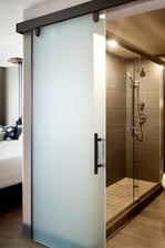 Concierge Room Bathroom