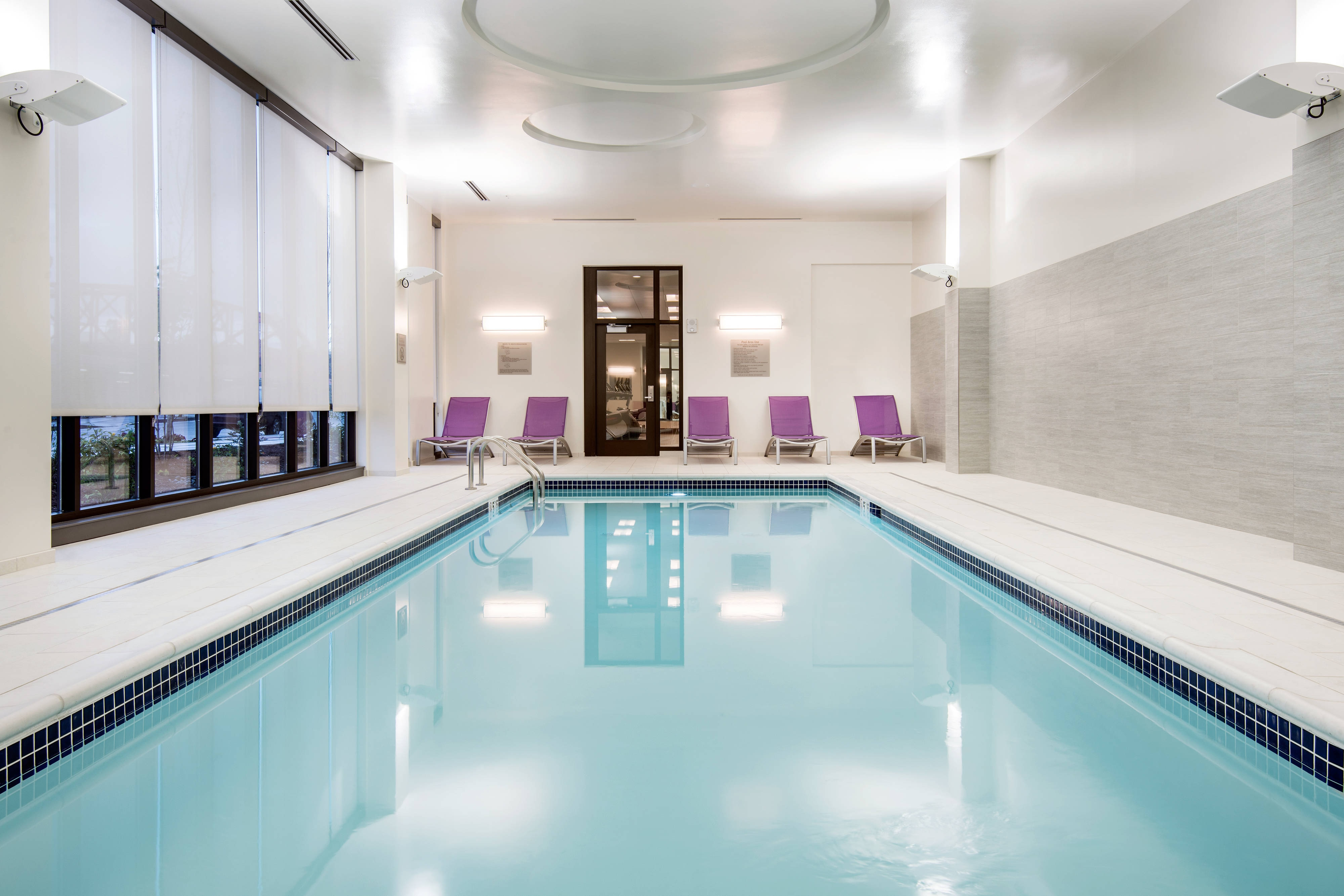 Portland hotel with indoor pool