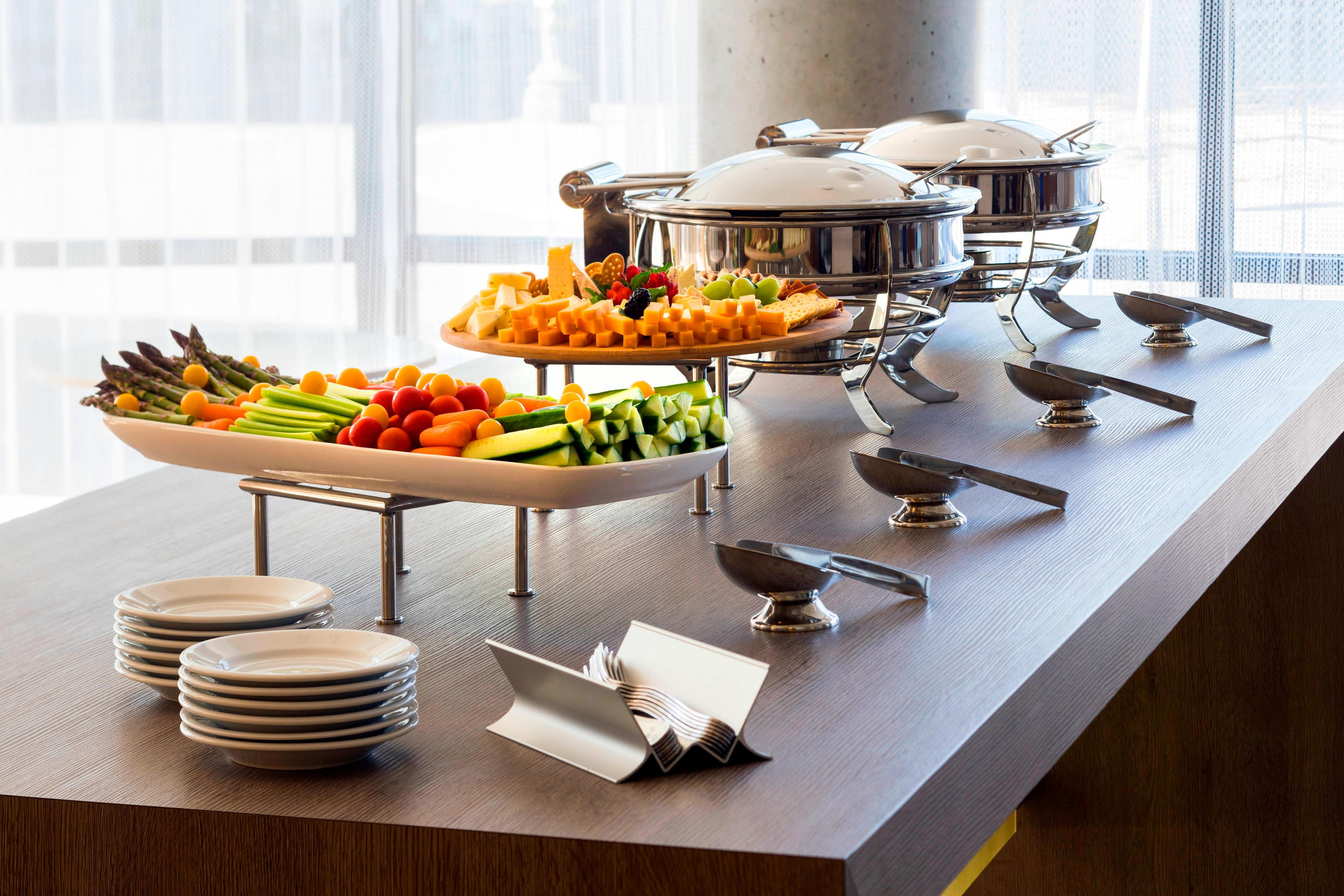 Lot 4 Urban Eatery Catering Buffet