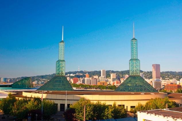 Portland Oregon Convention Center