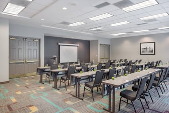 Versatile Banquet/Meeting Space Marriott Residence Inn
