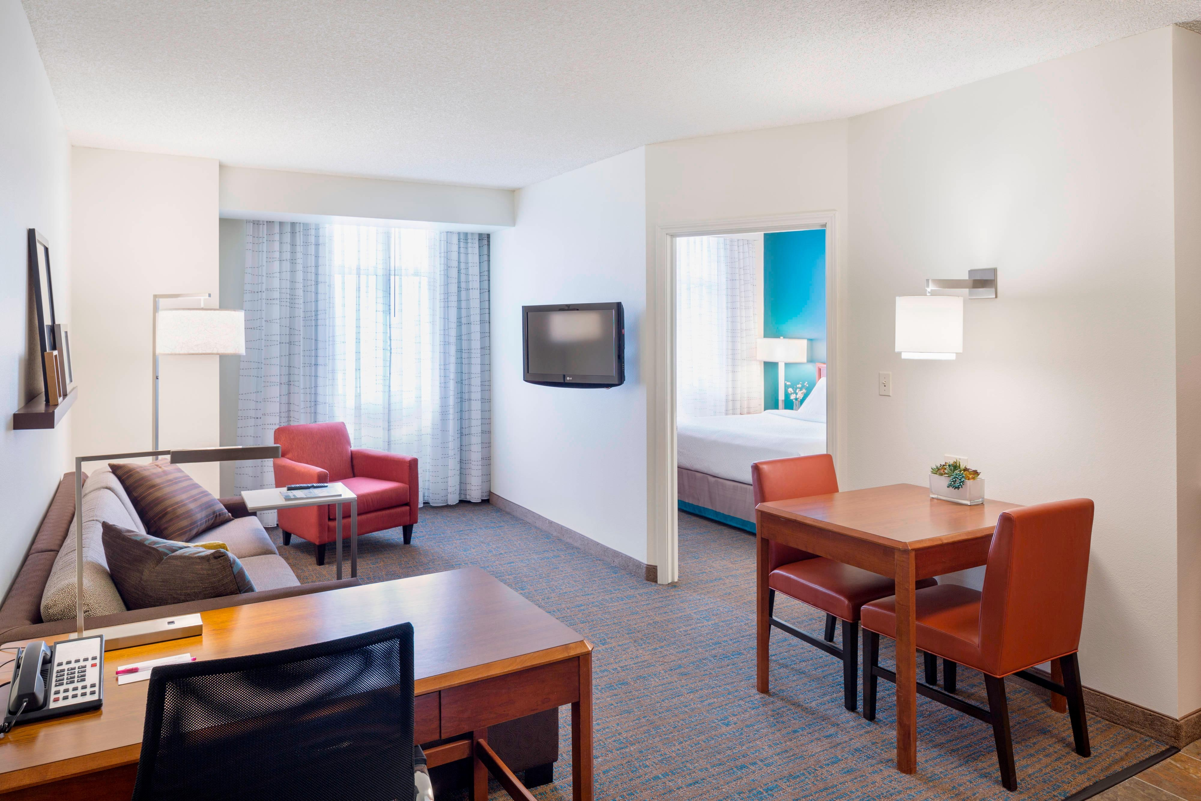 Residence Inn hotel downtown Portland all suites