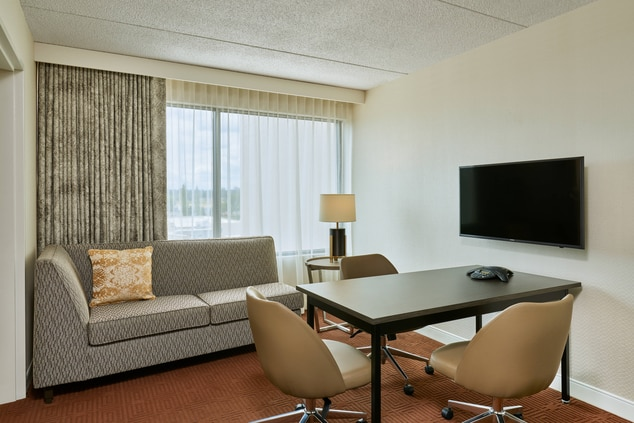 Conference King Guest Room
