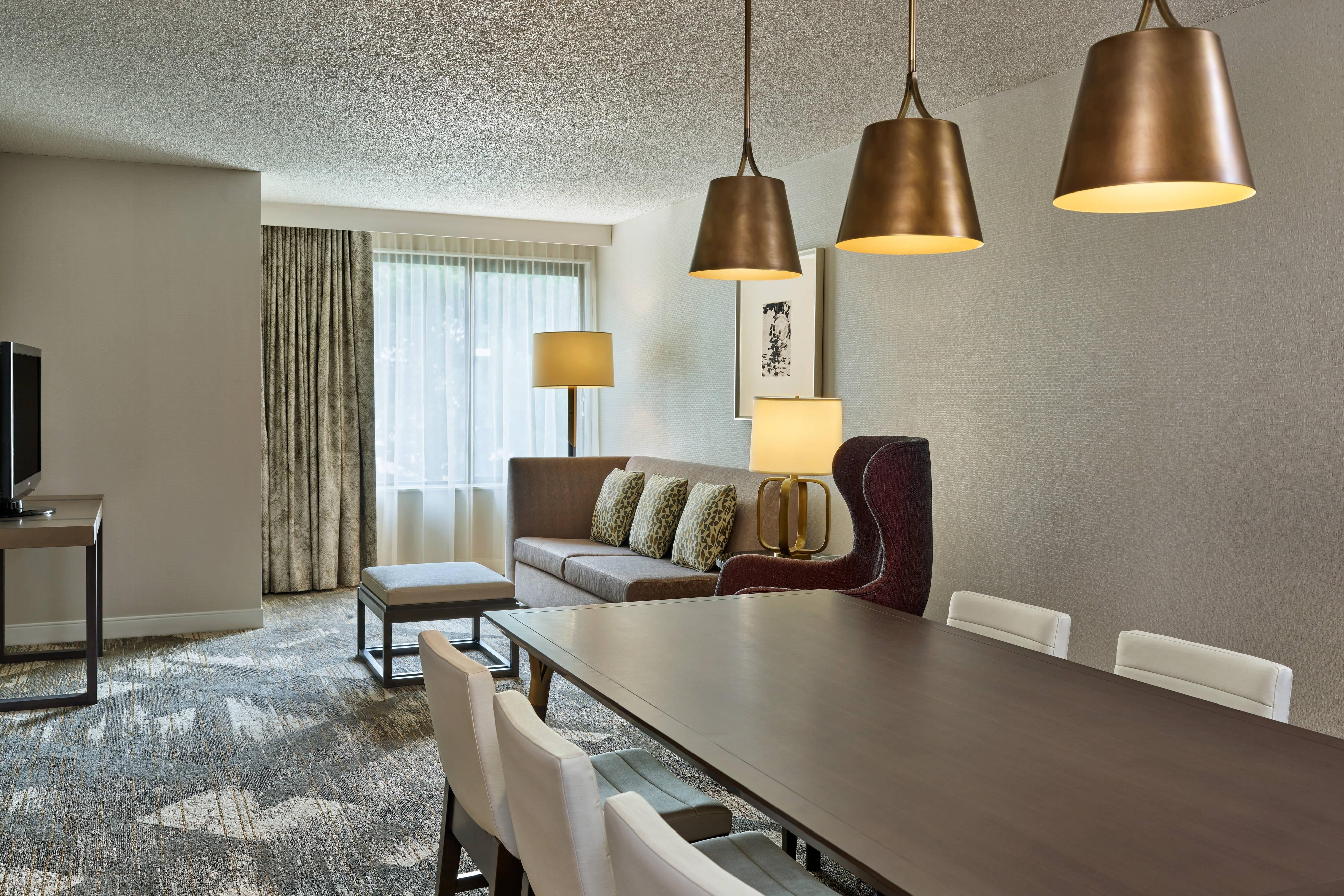 Suite– Wohnzimmer