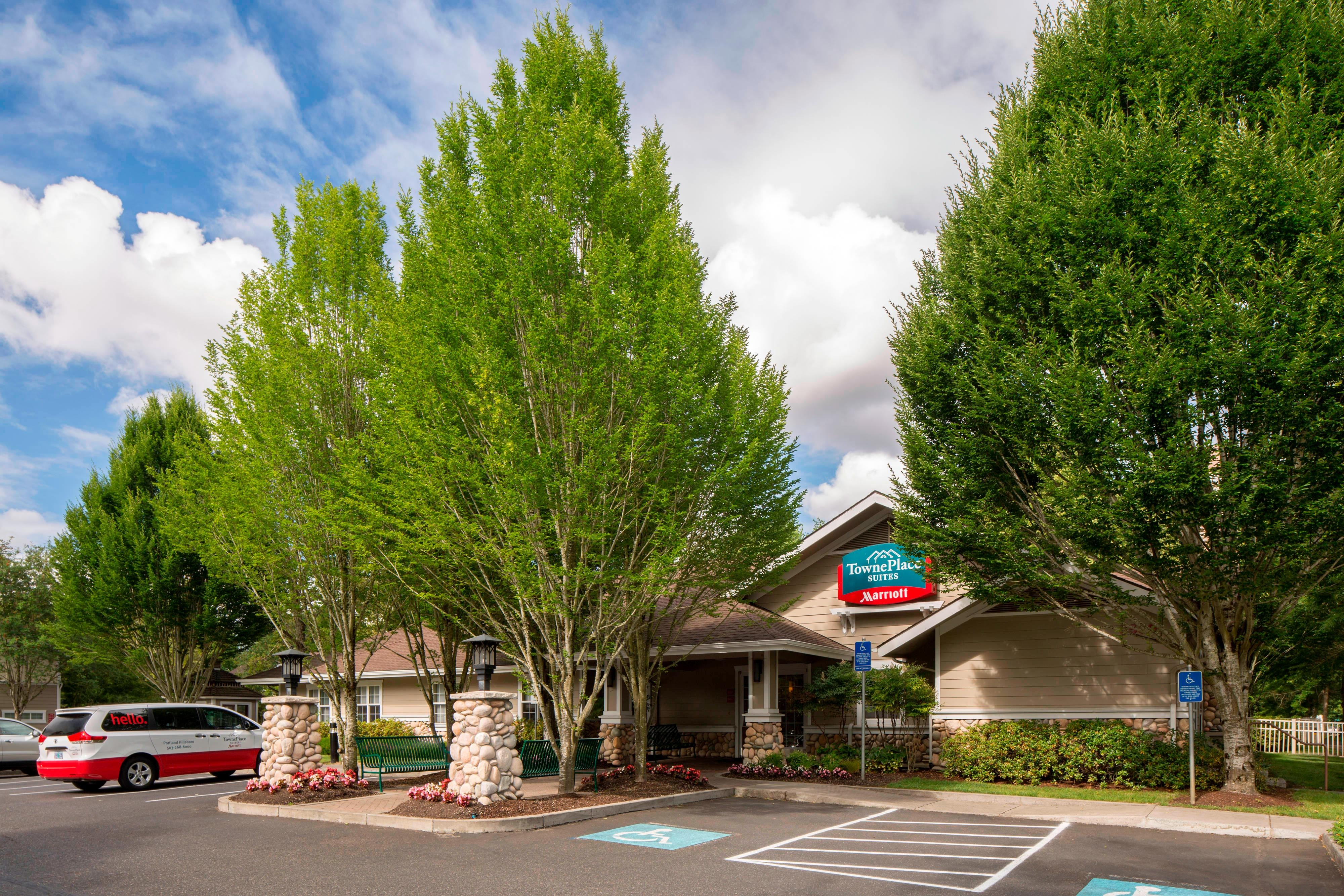 TownePlace Suites Portland Hillsboro Hotel