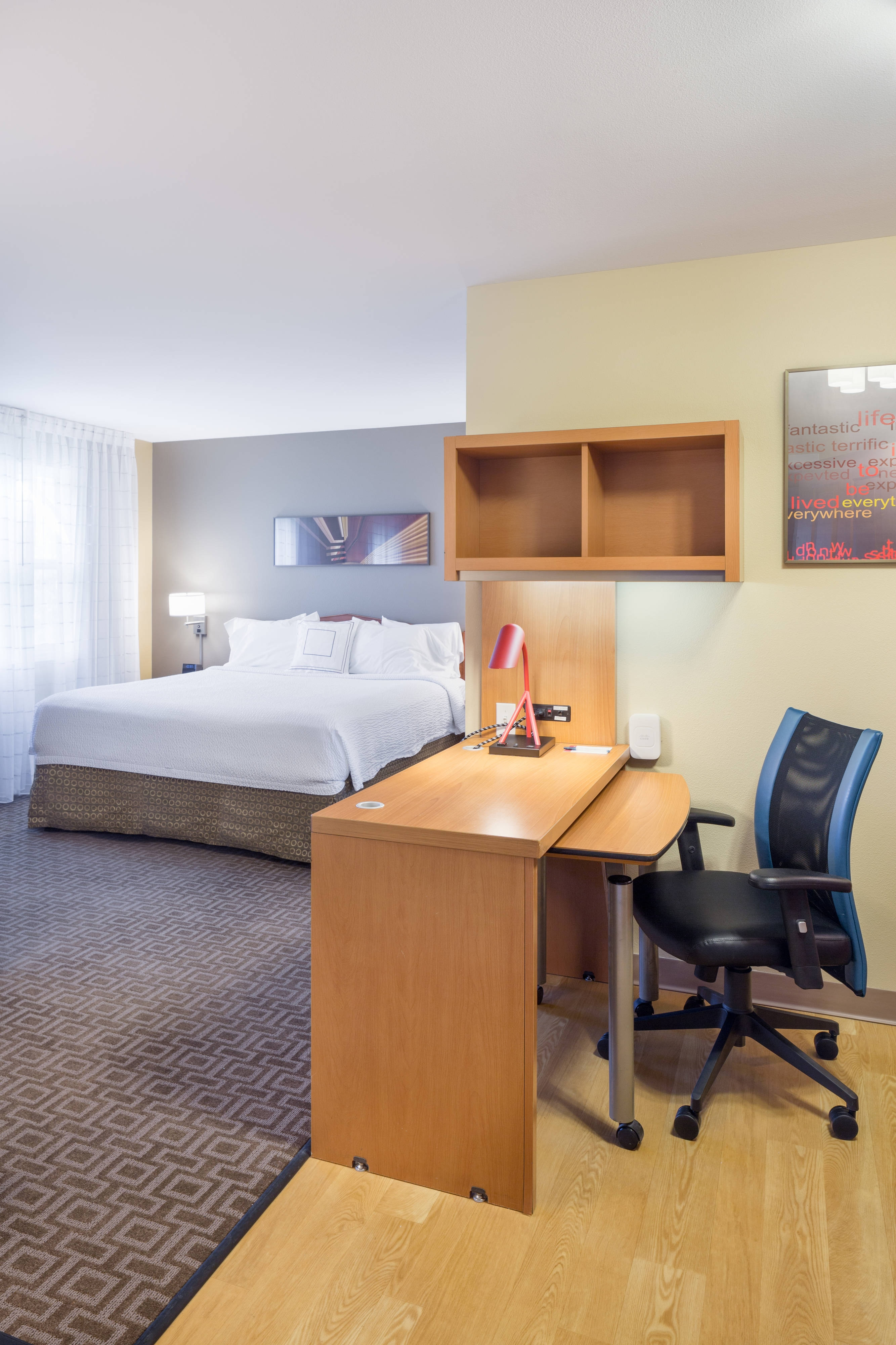 Portland Hillsboro TownePlace Suites extended stay hotel