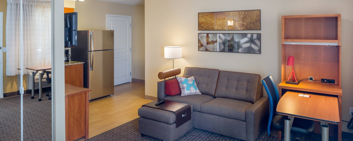 TownePlace Suites Mukilteo Studio Suite