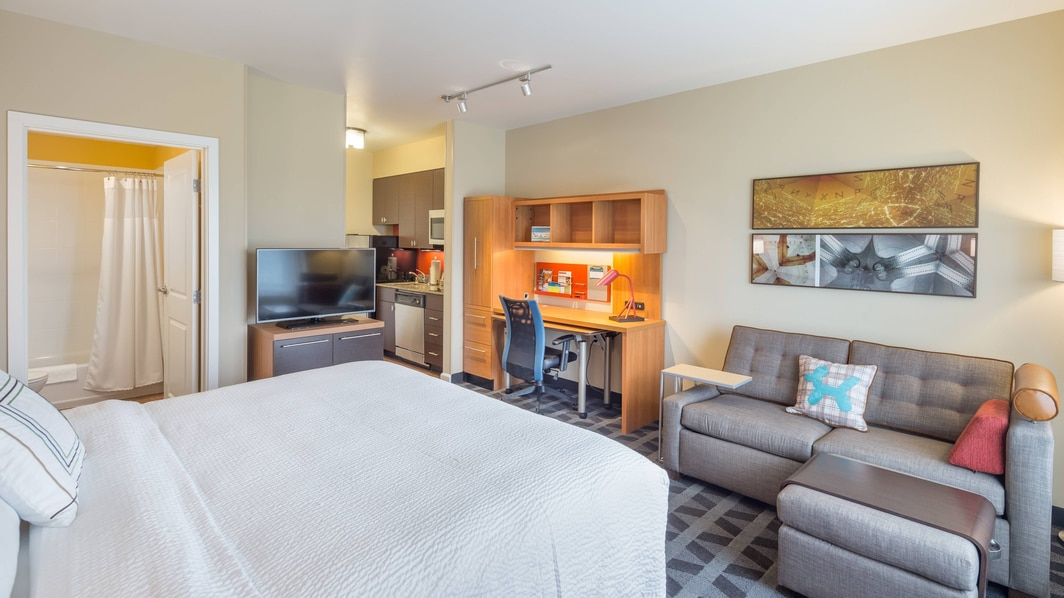 extended stay rooms in Vancouver Washington