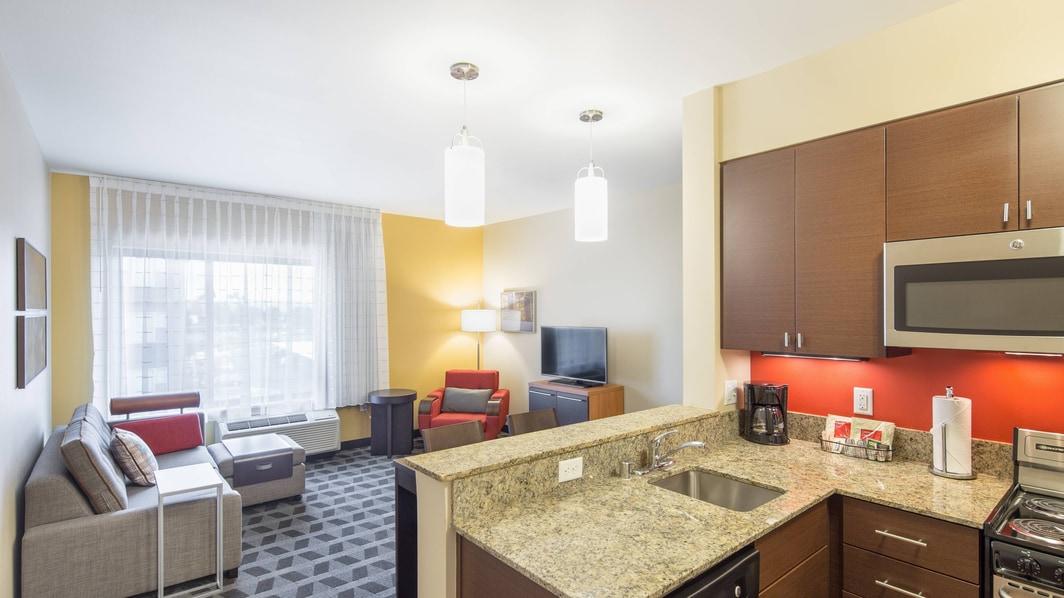 Vancouver WA Marriott two bedroom suites