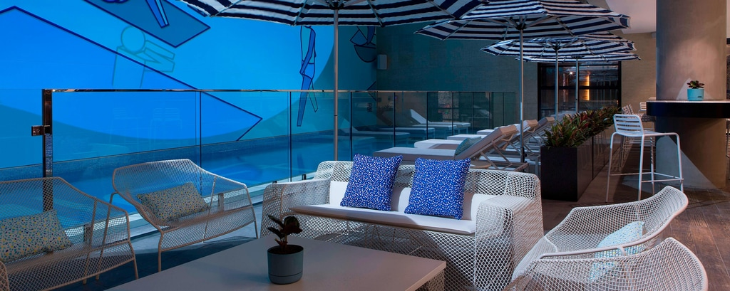 Whatever you have planned, make 1 Hotel South Beach your home away from home. Get Directions. Taste. You'll find farm-stand fresh food at seven unique dining outlets, including our newest signature restaurant, Habitat by Jose Mendin, Plnthouse, Watr at the 1 Rooftop, Nativ Made, The Sandbox, our Lobby Bar, Drift and more.