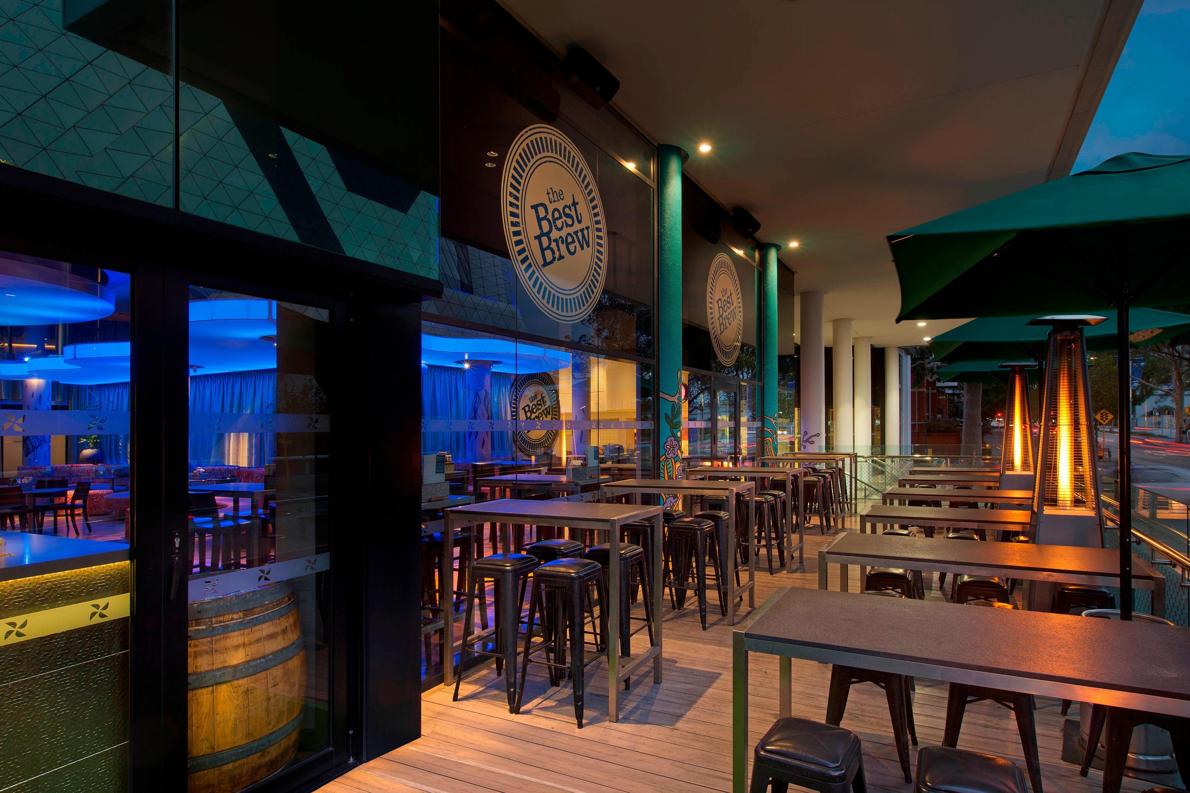 The Best Brew Bar Kitchen Alfresco