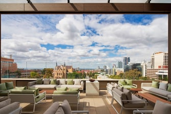 Banksia Room Terrace