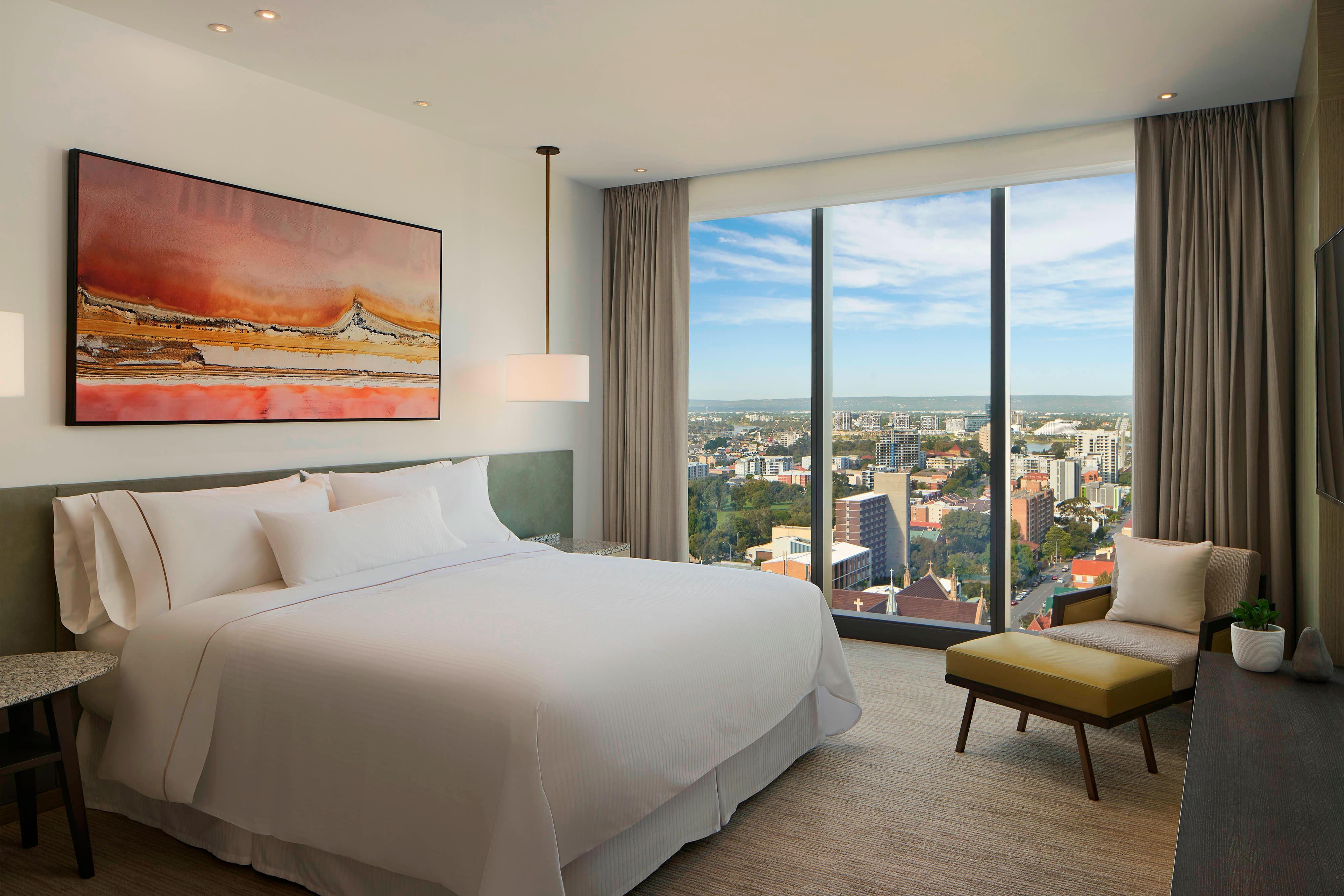 Westin Suite - Bedroom