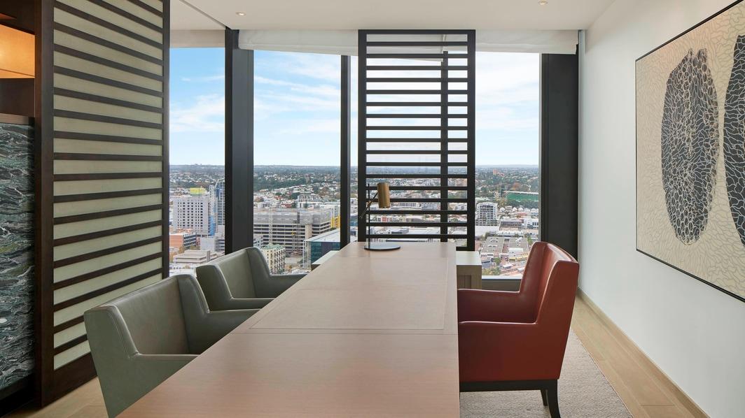 Suite Executive, bureau