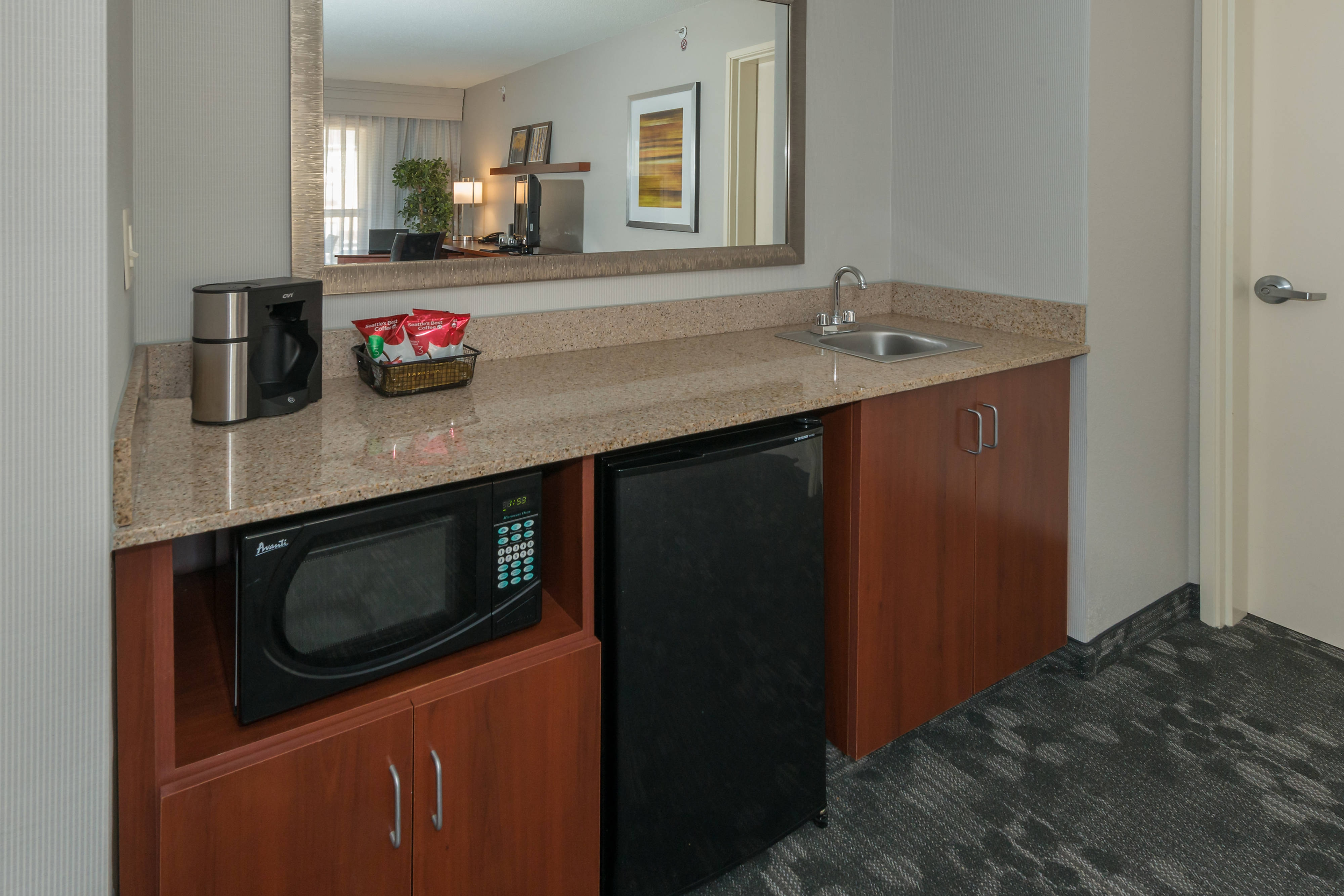 King Suite - Amenities