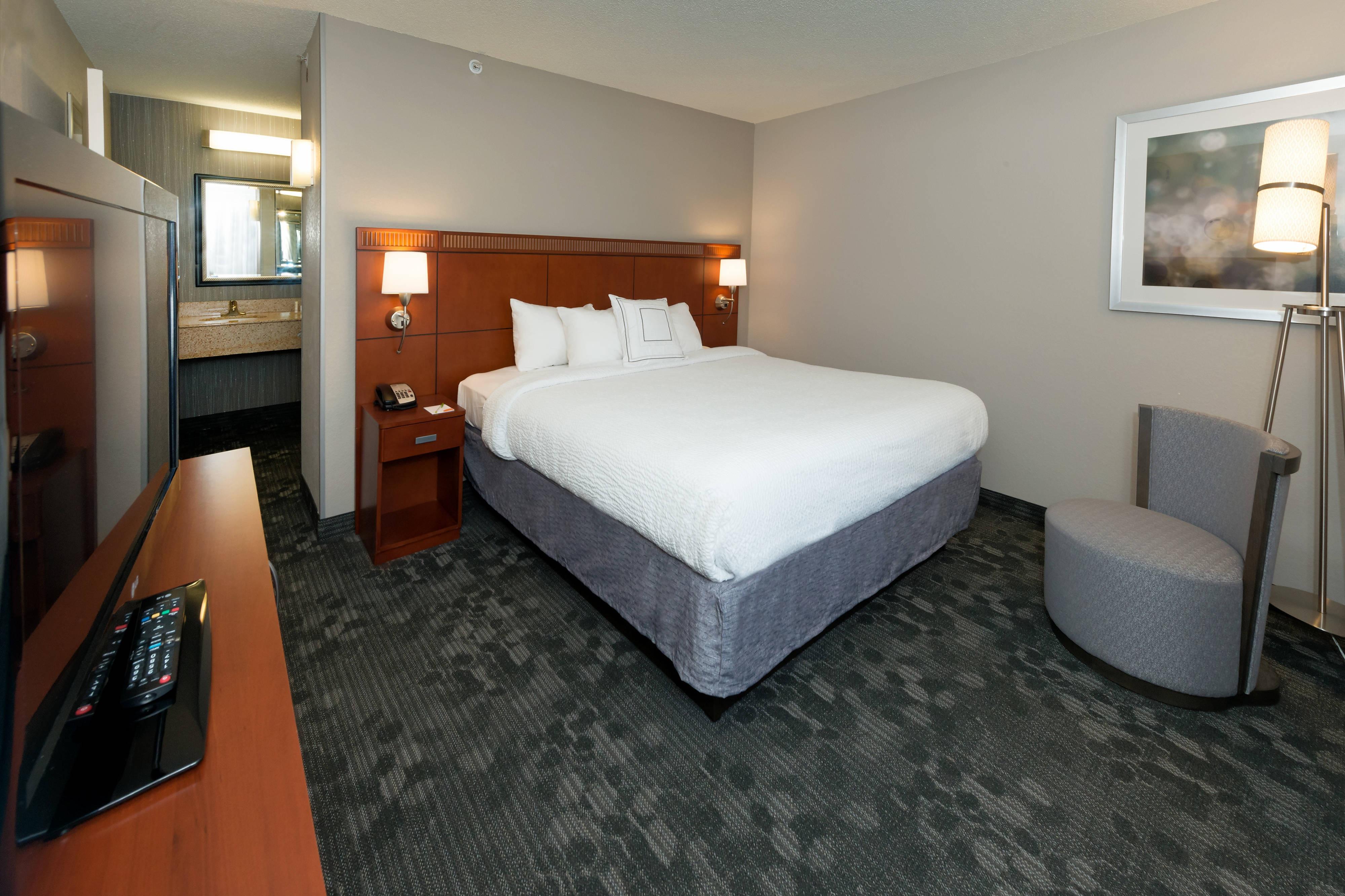 Suite King - Zona para dormir