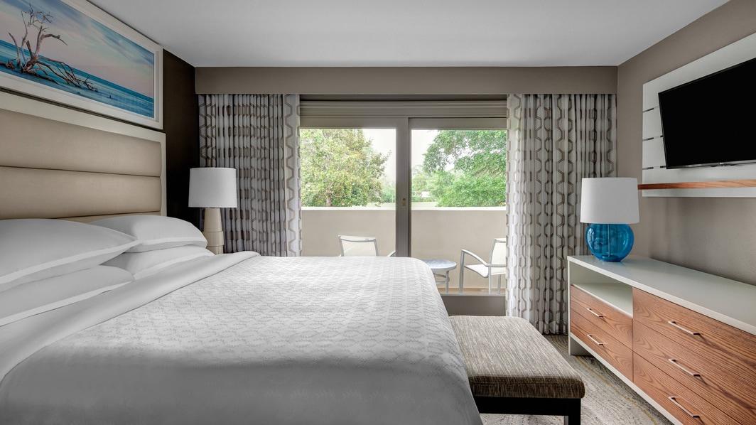 Villa King Suite