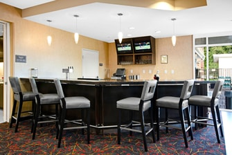 Residence Inn Greenville Evening Bar