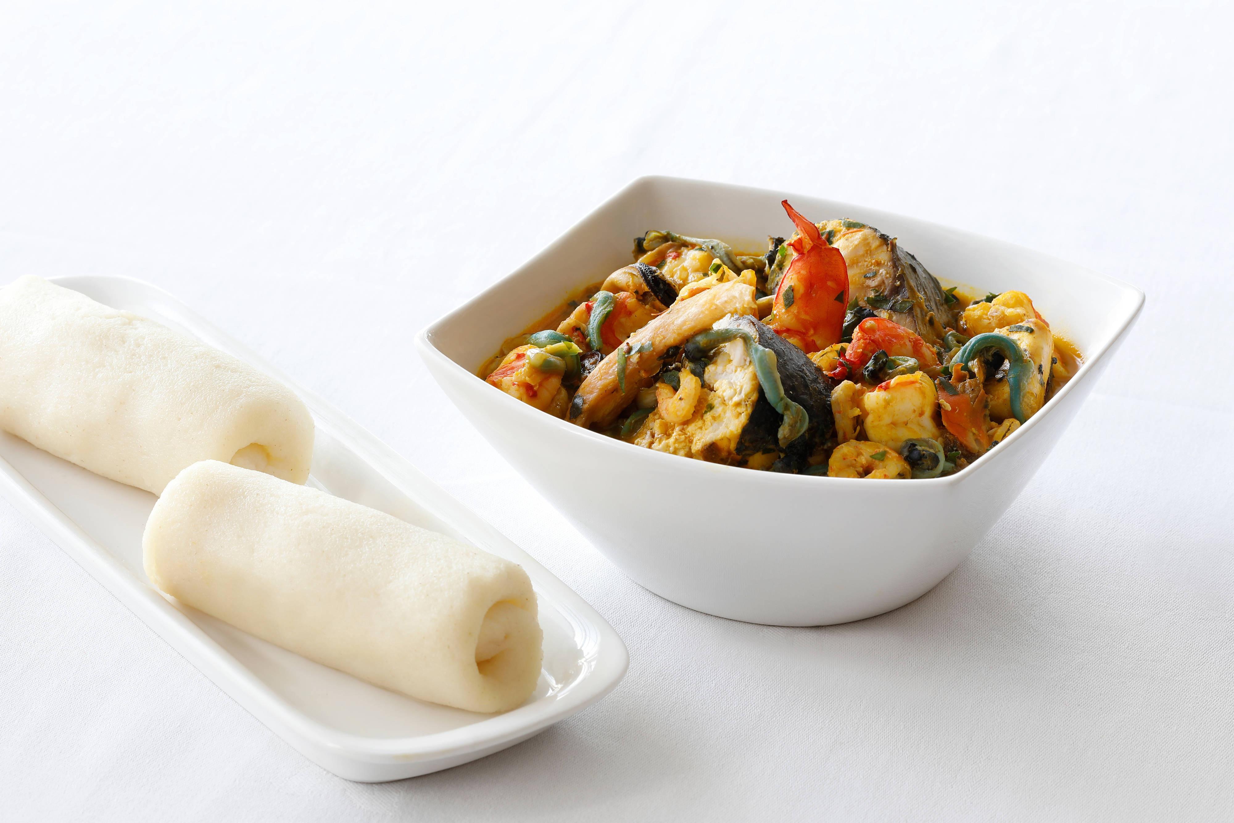 Ororo Restuarant Local Dish