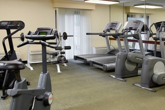 Hampton Hotel Fitness Center