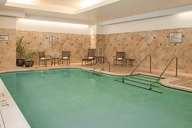 indoor pool hotel newport news