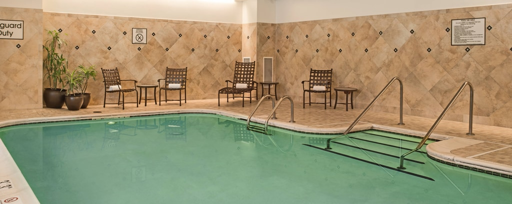 indoor pool hotel newport news