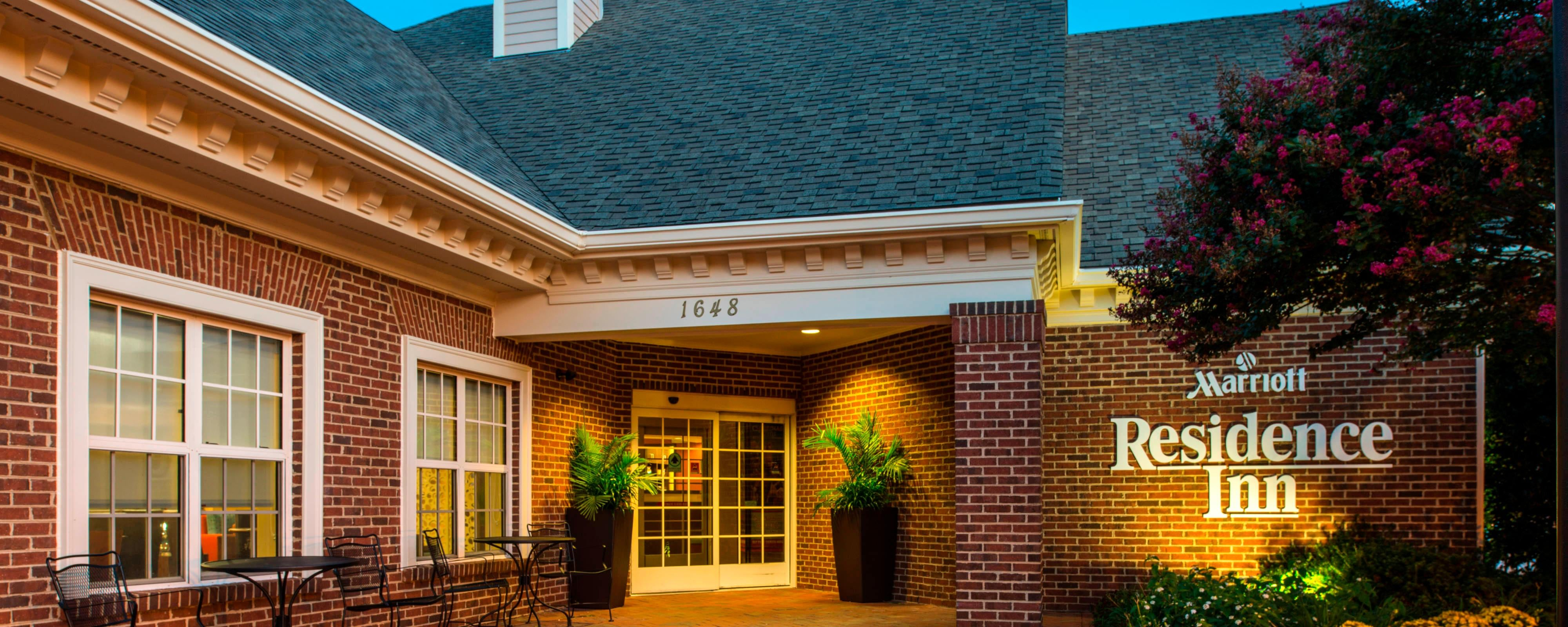 Williamsburg, Virginia Hotel near William and Mary | Residence Inn ...