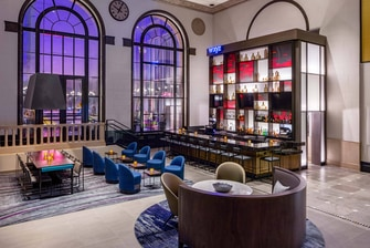 WXYZ Bar Re:mix Lobby