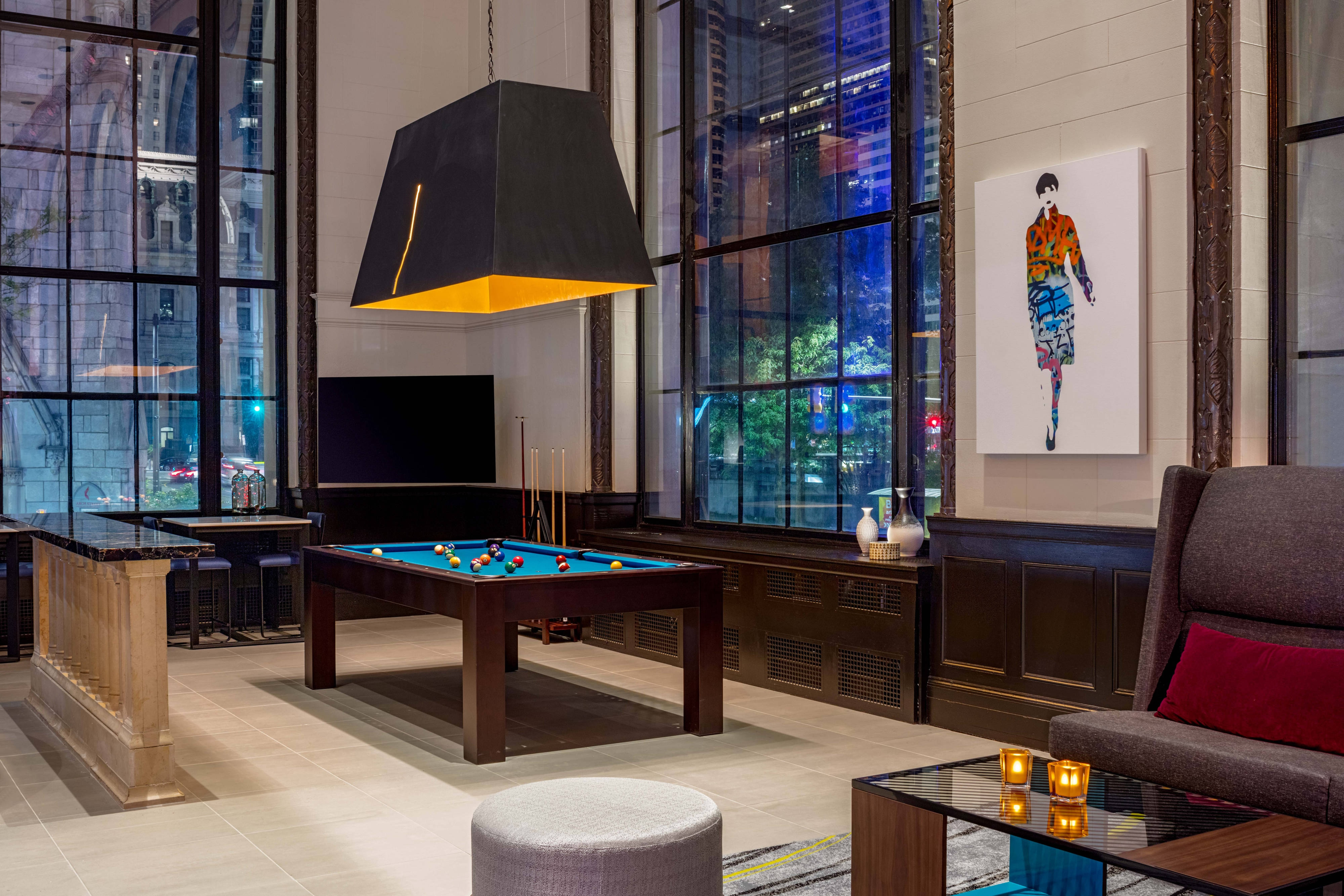 Re:mix Pool Table