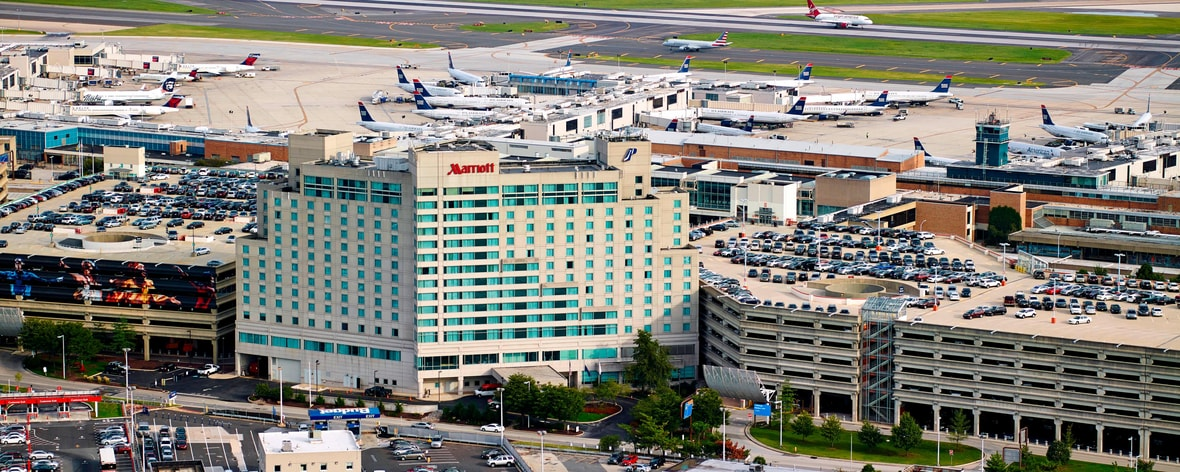 Hotel Exterior Near Philly Airport