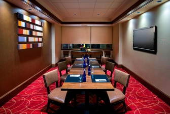 Philadelphia airport hotel private dining