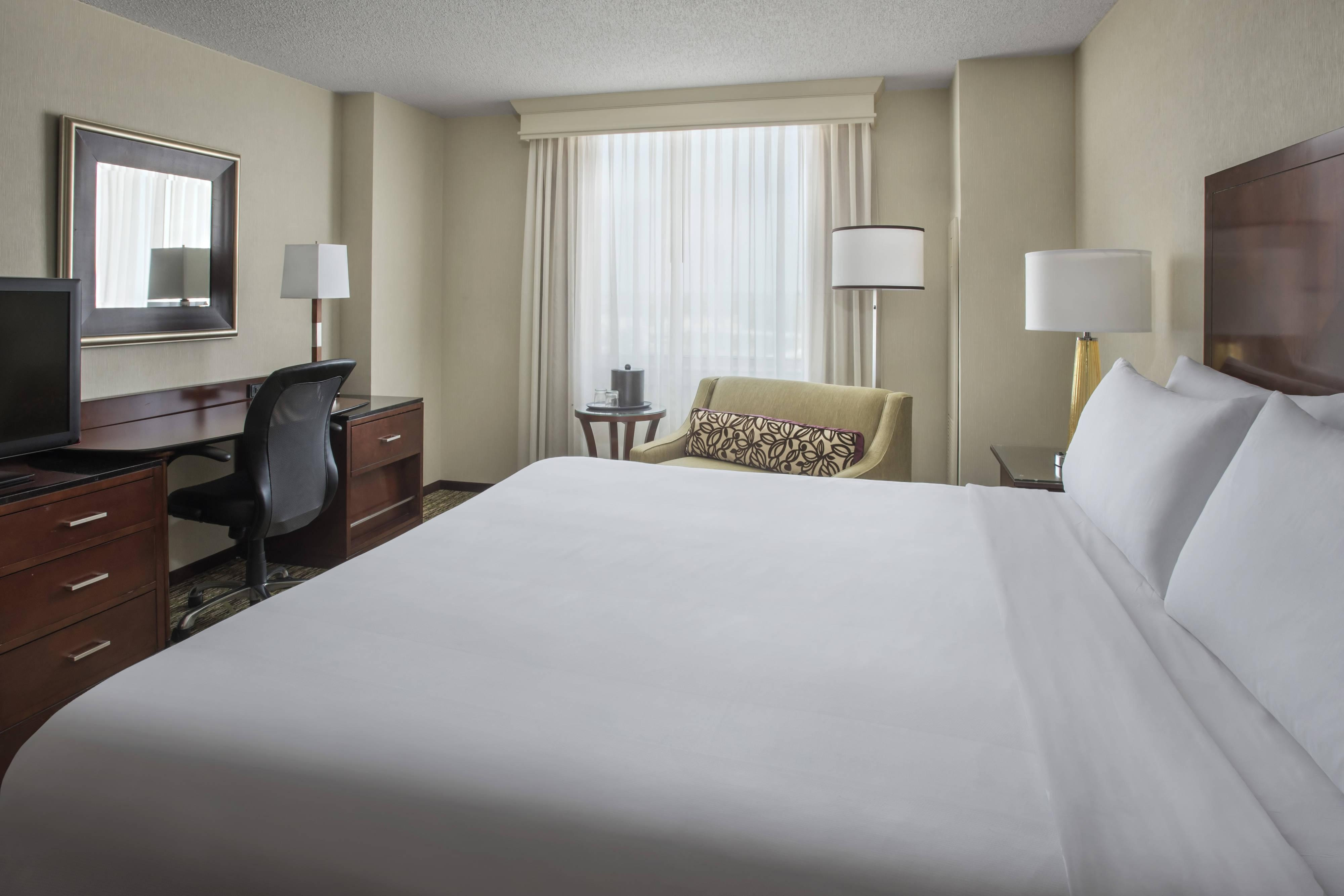 Concierge King Guest Room