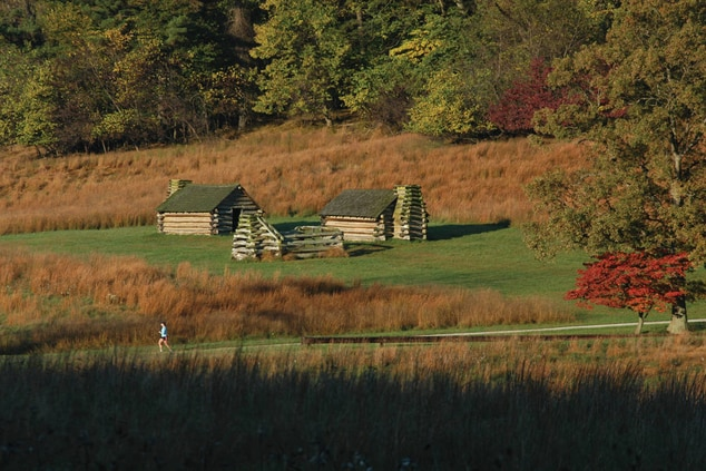 Valley Forge National Park